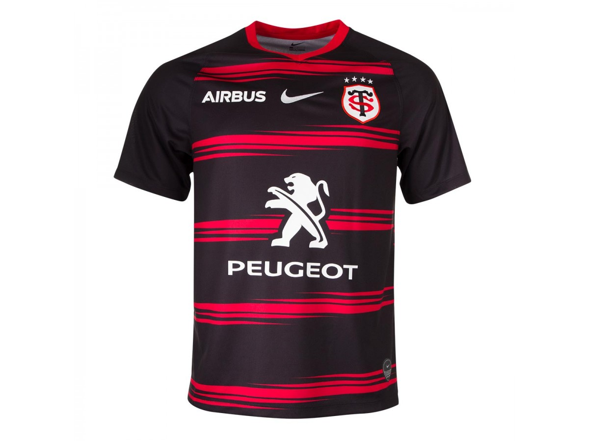Details about  /2020 Toulouse home rugby jersey shirt