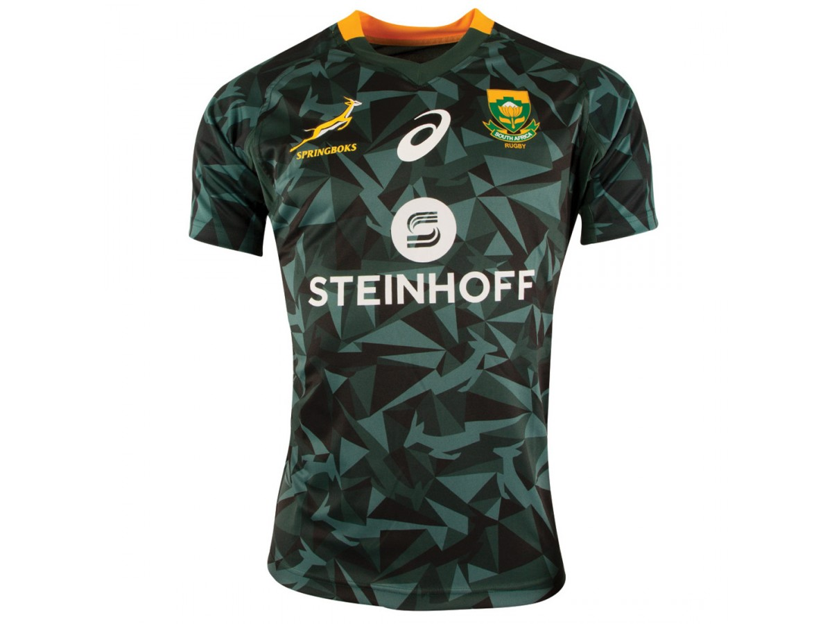 2018 Mens South Africa Fan 7 s Home Jersey 498309095