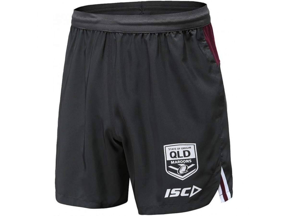 QLD Maroons Training Rugby Shorts 2020