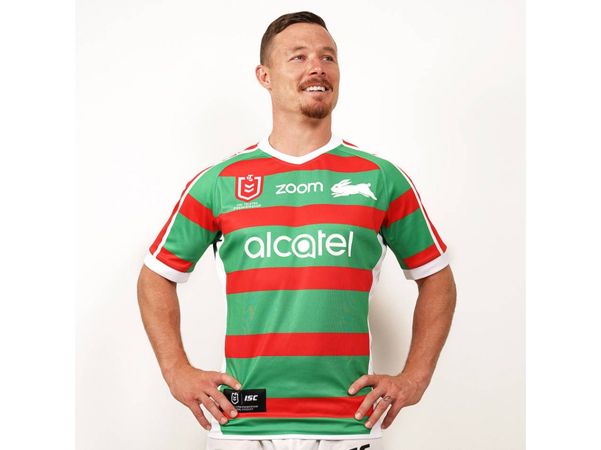 South Sydney Rabbitohs Rugby Men S Away Jersey 2019