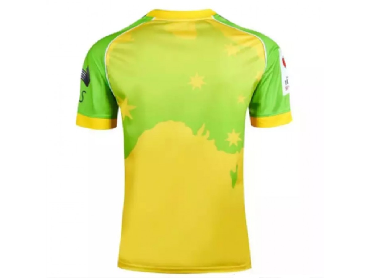 c14732b7854 Discount AUSTRALIAN SEVENS RUGBY 2016 MEN'S HOME REPLICA JERSEY