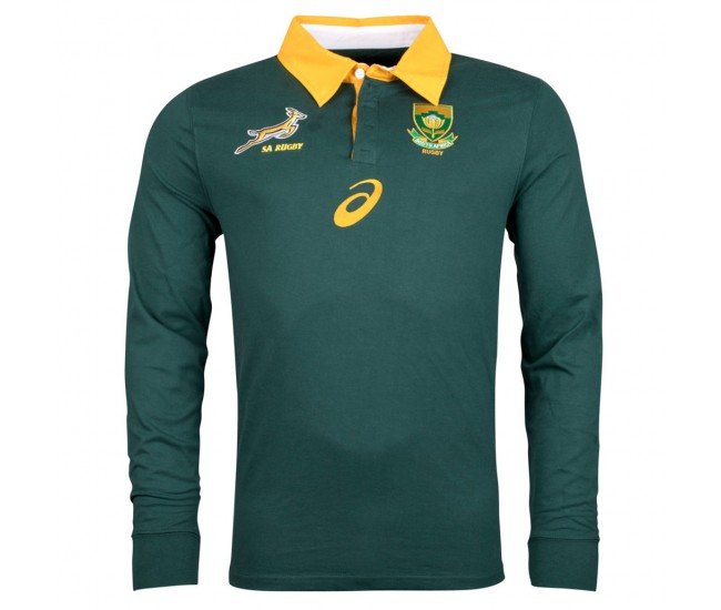 Discount South Africa Springboks 2017 18 Men S Home Jersey