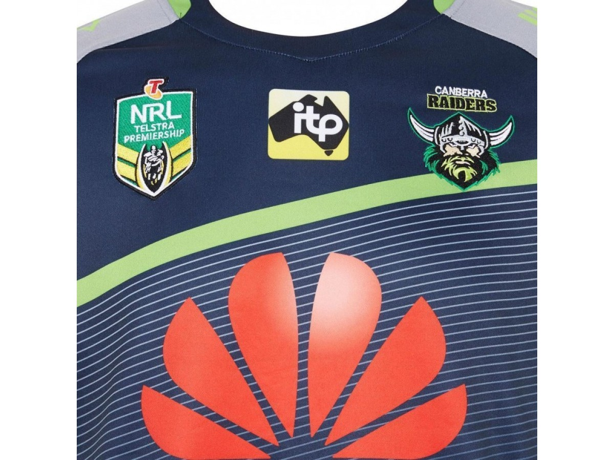 620f8f6a2 Discount Canberra Raiders 2018 Men s Away Jersey